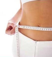 mujer haciendo la dieta de las 400 calorías