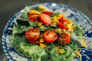 Receta de la dieta de 900 calorías