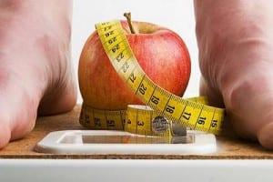 dieta + balanza