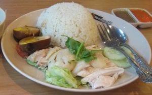 Dieta arroz con pollo
