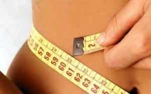 cintura + centimetro