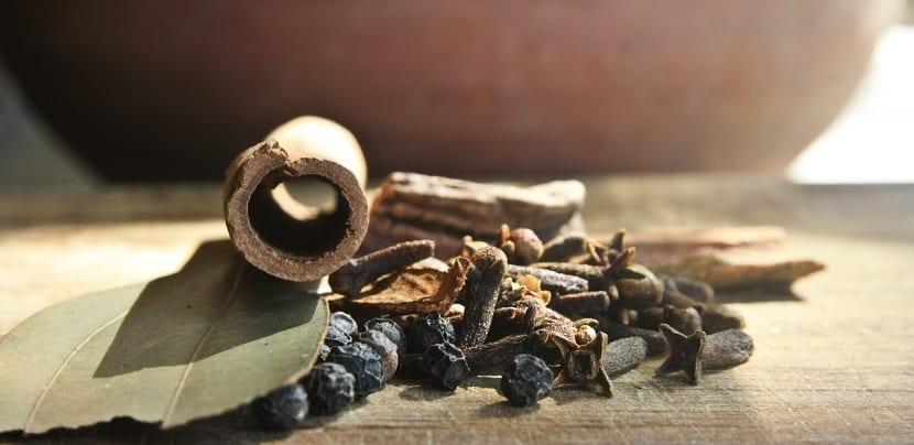 Beneficios de los clavos de olor