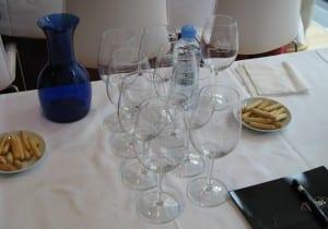 Copas de Vino para Cada en Bodegas Protos
