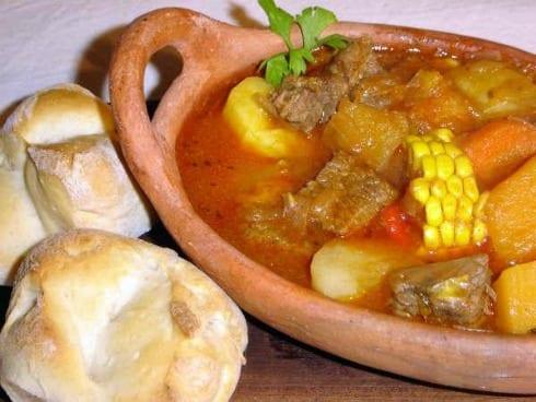 comidas sabrosas y nutritivas