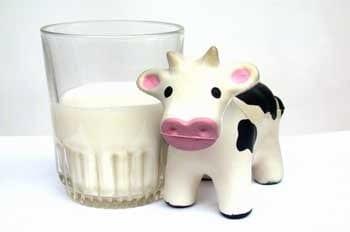 Alergia infantil a la leche de vaca