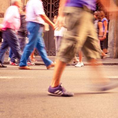 Caminar rápido