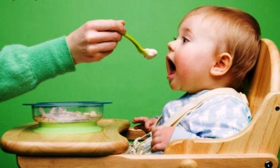 alimentacion complementaria infancia