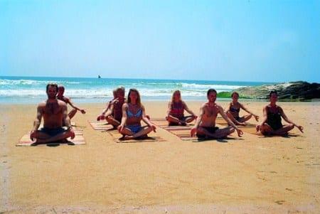 Yoga contra la gastritis