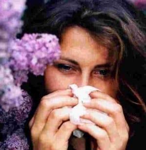 Alergias estacionales
