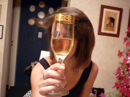 Beber en Navidad