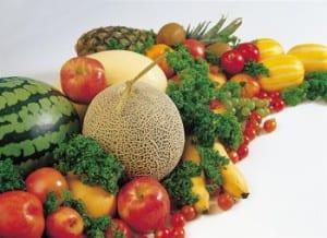 importancia flavor frutas y verduras