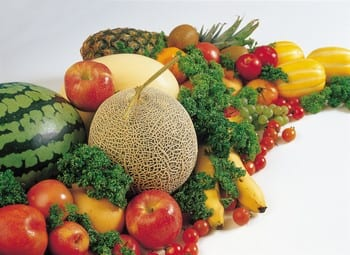 la importancia del flavor en frutas y verduras