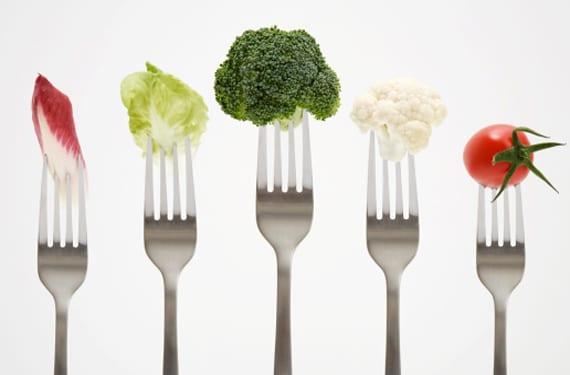 Verduras variadas