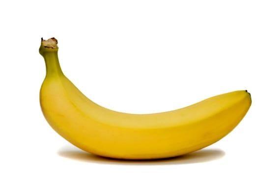 Pieza de plátano