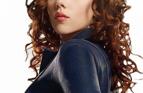 Scarlett Johansson, labios