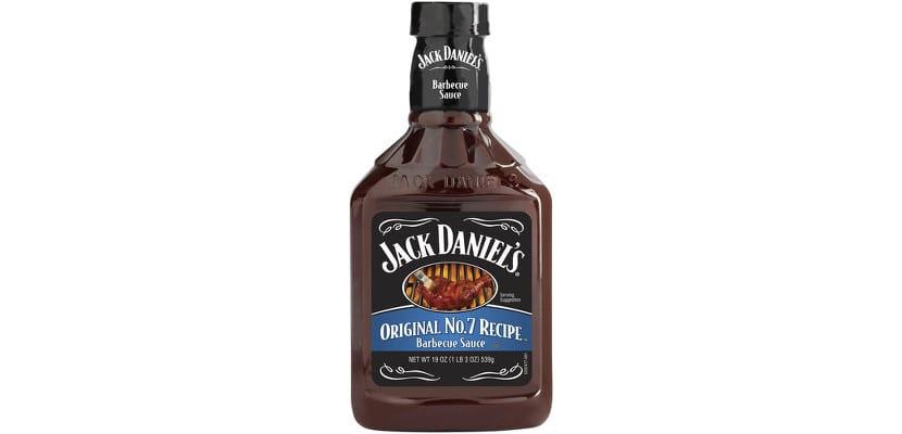 Salsa barbacoa Jack Daniel's