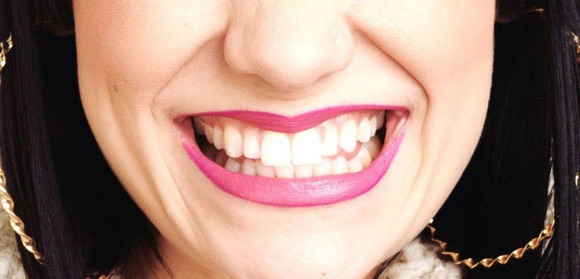 Sonrisa de Jessie J