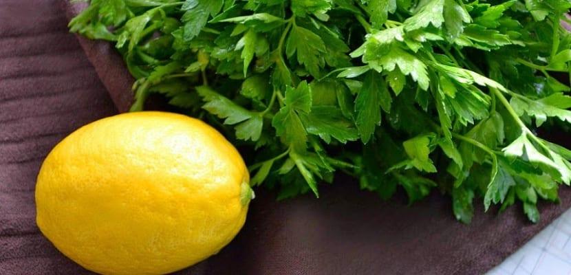 Limon-perejil
