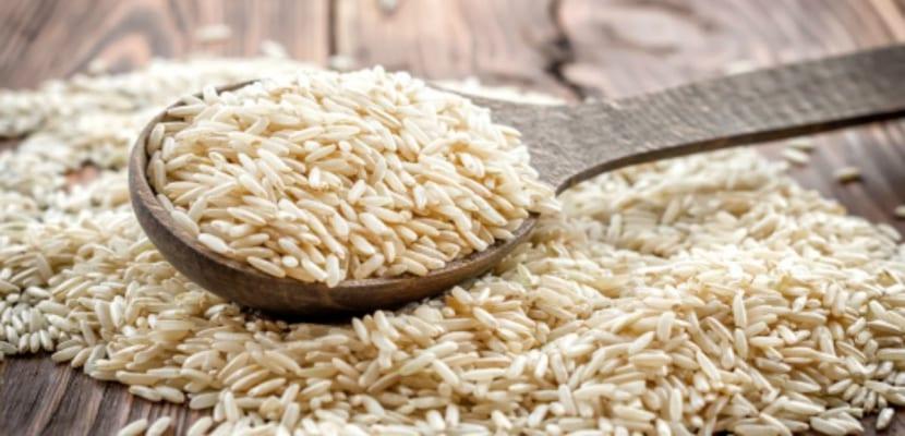 Dieta del arrozArroz