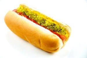 Hot Dog o perrito caliente