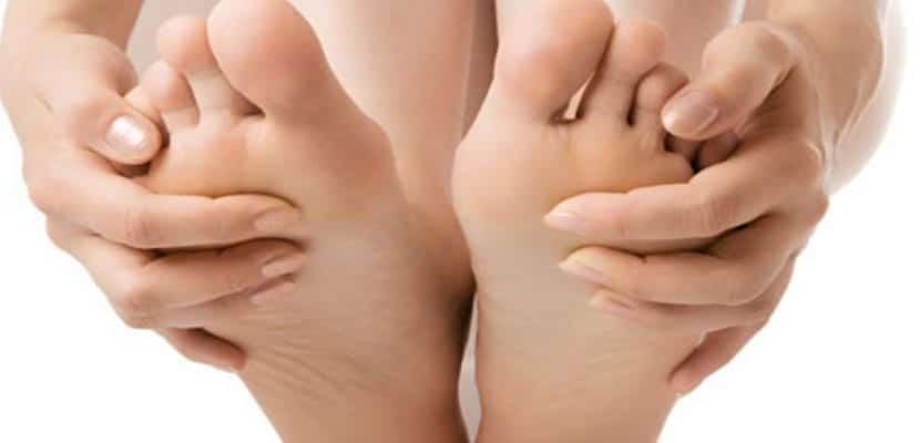 pies sanos