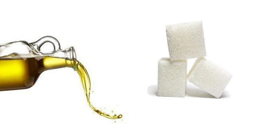 Grasa vs azúcar