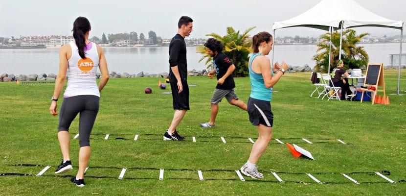 ejercicio anaerobico descabalgar peso