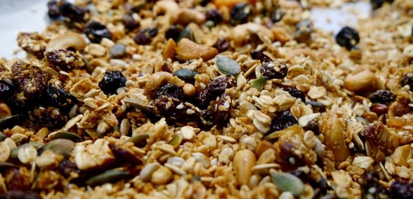Haz en casa tu propia granola r quisima y saludable - Haz tu propia casa ...