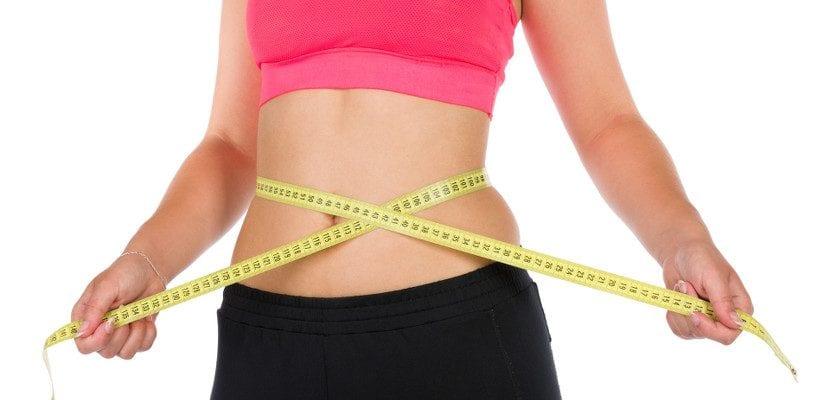 Medir el vientre
