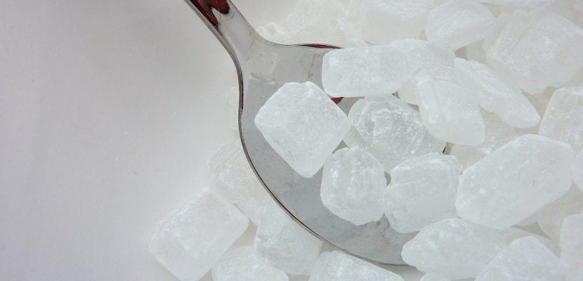 azúcar caramelo